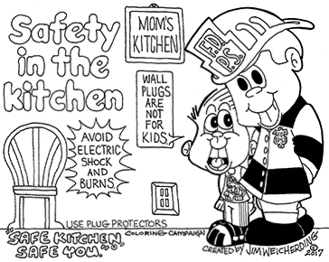 Safe Kitchen Safe You Launch Buckleupallofus